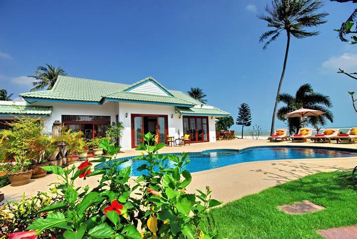Villa #4134 - Image 1 - Lamai Beach - rentals