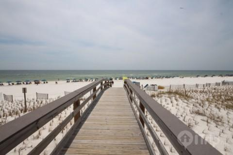 Sunset Cottages 4C-2Br/2Ba - Image 1 - Fort Walton Beach - rentals