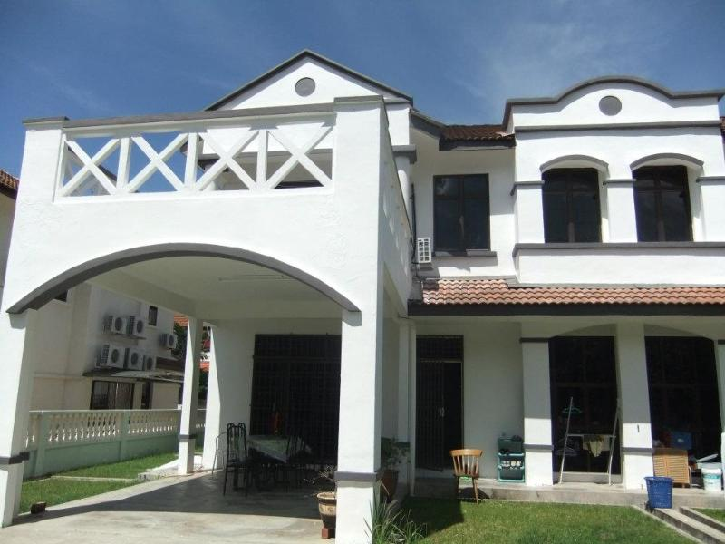 Front View - Penang Home for Rent - Penang - rentals