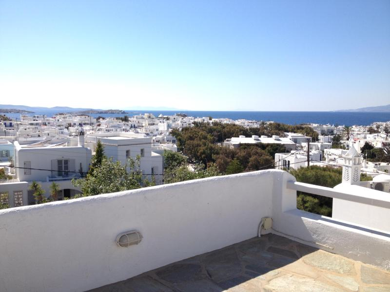 Panoramic Mykonos Town Appartment - Image 1 - Mykonos - rentals