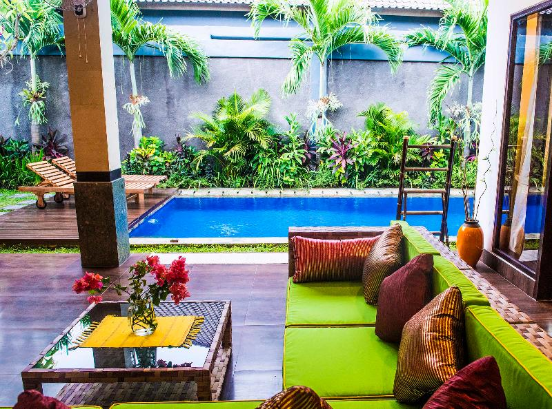 Villa Dolce Vita Seminyak 3BR with private pool - Image 1 - Seminyak - rentals