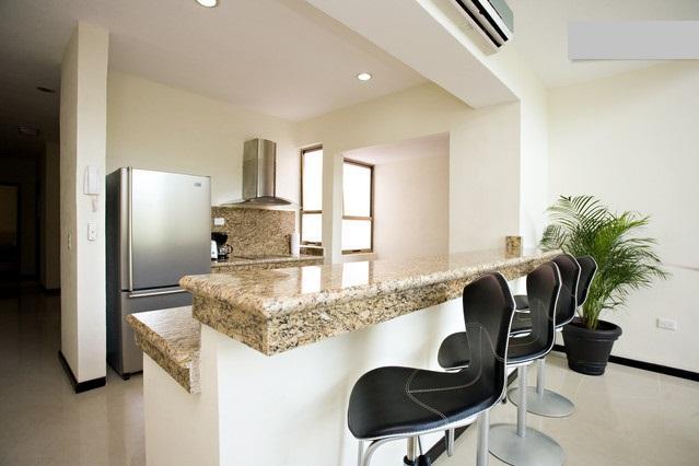Barra - Penthouse 3 recámaras 5ta avenida - Playa del Carmen - rentals