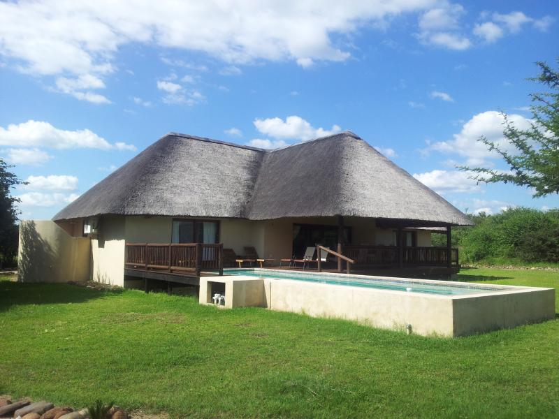 Front View - Hoedspruit Holiday Home In Wildlife Estate 41 - Hoedspruit - rentals