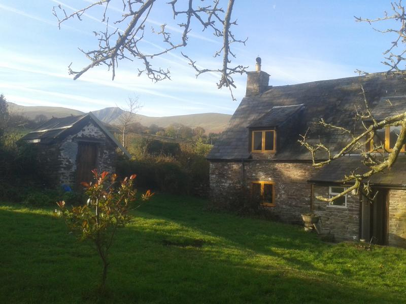 18th Century Hill Farm Cottage - Image 1 - Brecon - rentals