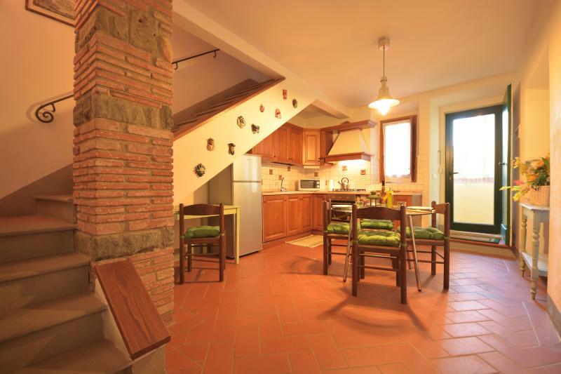 Kitchen - I Tre Cipressi House - Lastra a Signa - rentals