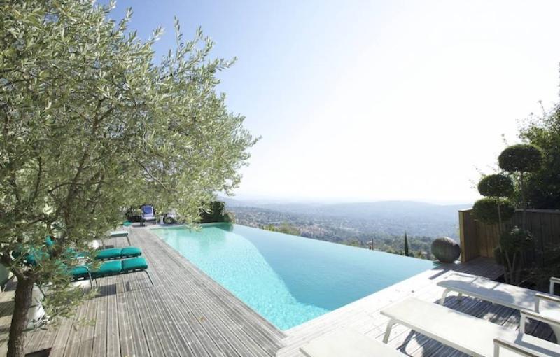 Villa Soleil - Image 1 - Tourrettes-sur-Loup - rentals