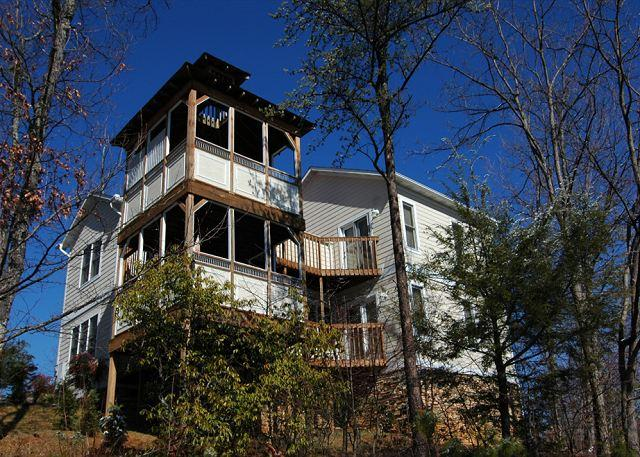 966 - 966 Bear Pause - Gatlinburg - rentals