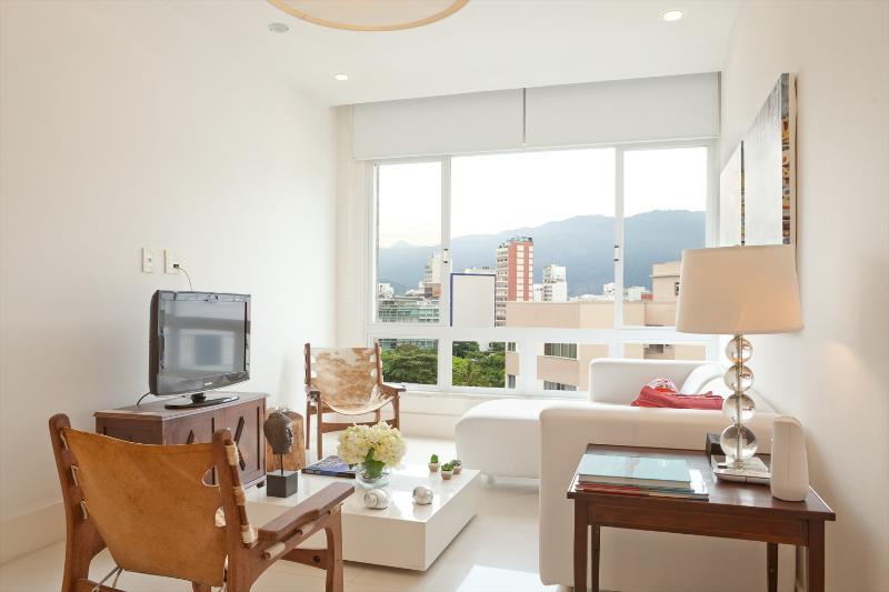 Bright 2 Bedroom Apartment in Ipanema - Image 1 - Rio de Janeiro - rentals