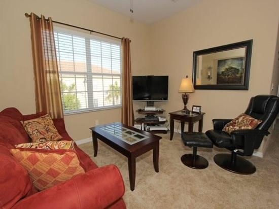 2 Bedroom 2 Bath Condo in Kissimmee sleeps 6 people. 2837OD - Image 1 - Orlando - rentals