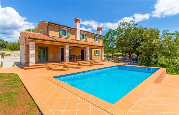 3 bedroom Villa in Sumber, Istria, Croatia : ref 2233789 - Image 1 - Sumber - rentals