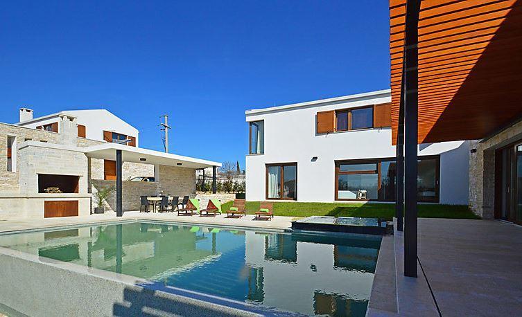 Villa Rosa, the masterpiece of modern architecture. - Image 1 - Sveti Petar u Sumi - rentals
