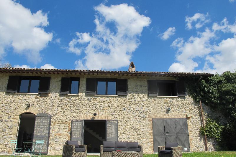 Luxury Casale Sabina Valley - Image 1 - Rocca Sinibalda - rentals
