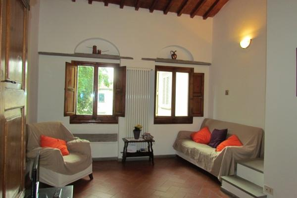 CR112kFlorence - Apartment Leccio - Image 1 - Florence - rentals