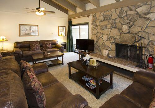 Fireside at the Village #315 - Image 1 - Mammoth Lakes - rentals