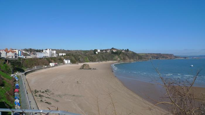 Holiday Cottage - 1 Royal Victoria Court, Tenby - Image 1 - Tenby - rentals