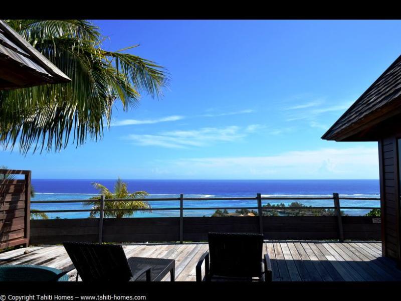 Villa Aremiti - Moorea - Image 1 - Hauru - rentals