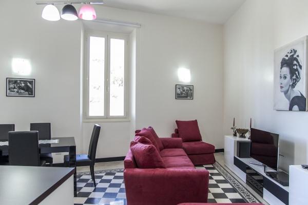 CR655zRome - Roman Forum 4 bedrooms apartment - Image 1 - Rome - rentals