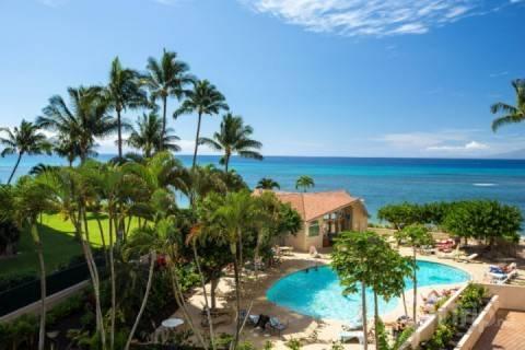 Stunning views of the Pacific. - Spacious Royal Kahana Ocean View Studio - Kahana - rentals