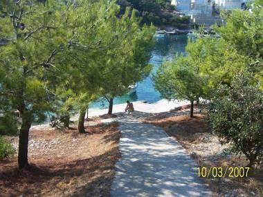 walking track - 35329 A1(4+2) - Cove Kanica (Rogoznica) - Cove Kanica (Rogoznica) - rentals
