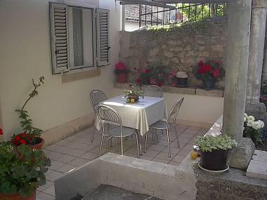 A1(4+2): terrace - 35363 A1(4+2) - Korcula - Korcula - rentals