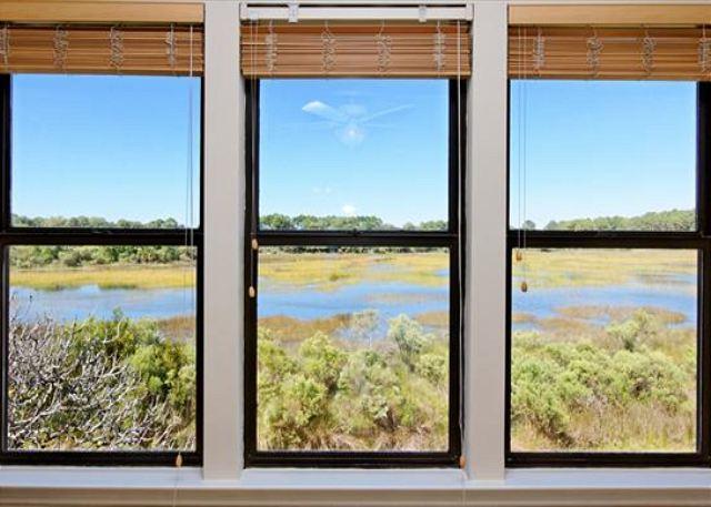 King Bedroom View - Calibogue Club 2609, 3 Bedroom, Tennis, Pool on site, Sleeps 8 - Hilton Head - rentals