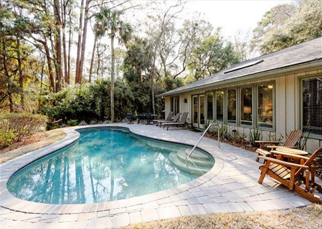 Haul Away 6 - Haul Away 6, 4 Bedroom, New Private Pool, Walk to Beach, Sleeps 10 - Hilton Head - rentals