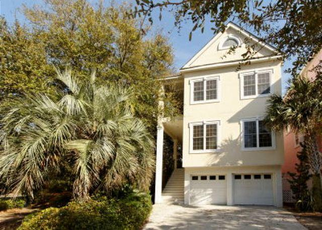 Henry Lane 5 - Most Luxurious 4BR/5.5BA Rental Home with Pool that is Pet Friendly - Hilton Head - rentals