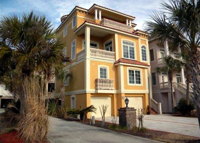 Singleton Beach 91 - Singleton Beach 91, 4 Bedrooms, Ocean View, Private Pool, Elevator, Sleeps 10 - Hilton Head - rentals