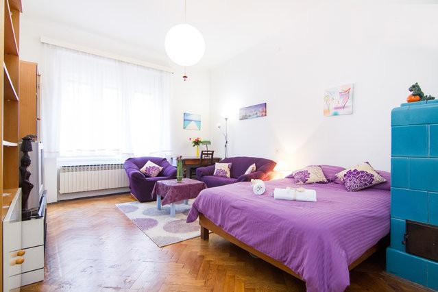 Bedroom 1 - Aparmant Zagreb Center - Zagreb - rentals
