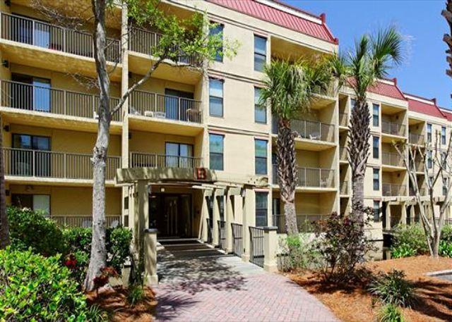 Xanadu 12-B - Xanadu 12-B, 3 Bedroom, Large Pool, Tennis, Walk to Beach, Sleeps 8 - Hilton Head - rentals