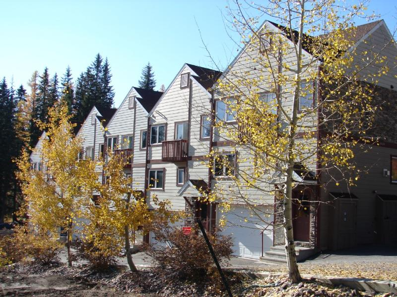 3rd one down is yours - Sweet townhouse on the BIG - Whitefish - rentals