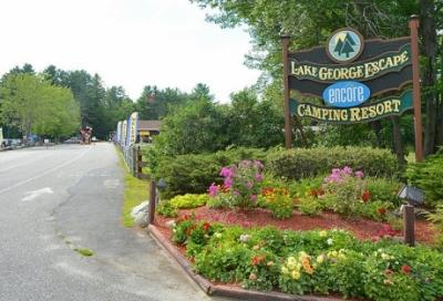 Lake George Escape Camping Resort - Image 1 - Lake George - rentals
