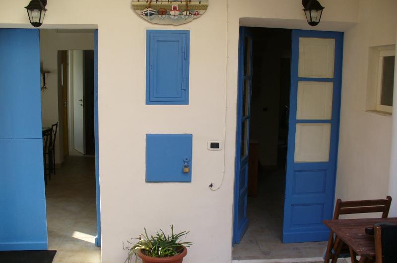 entrata principale - Favignana la piccola corte di ale e salvo - Favaro - rentals