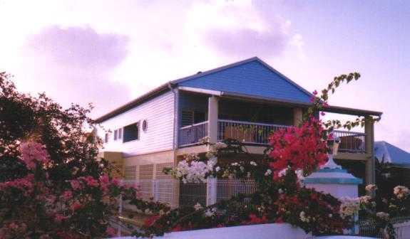 The house - Gîte ACAJOU - Sainte Anne - rentals