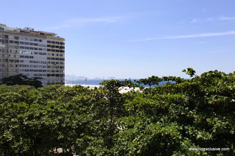 Ocean view Copacabana flat : Rio026 - Image 1 - Copacabana - rentals