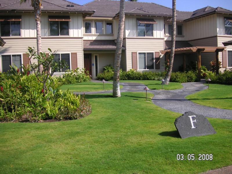 Front view of F3 - Golf Villas F3 At Mauna Lani, Hawaii - Kamuela - rentals