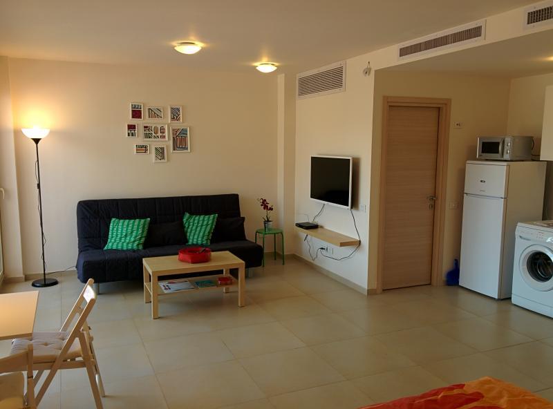 Brand New Studio Apt @ City Center - Image 1 - Jerusalem - rentals