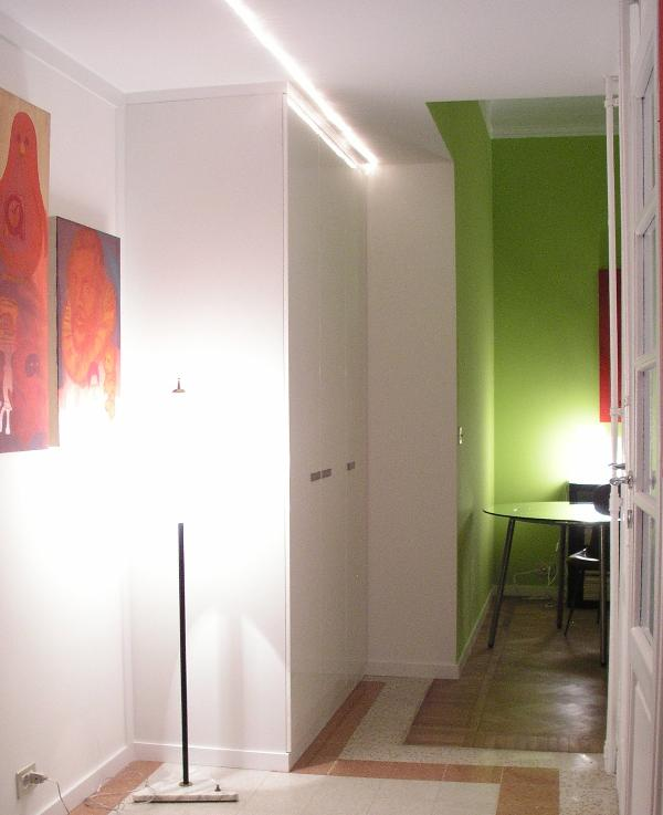 entry - Cool apartment in center of Milan - Milan - rentals