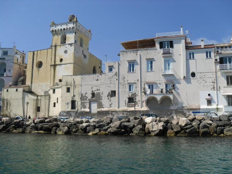 The house from the sea - B&B The five senses... tickled by the sea - Ischia - rentals