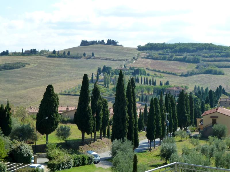 the location - Secret Tuscany property - Monticchiello - rentals