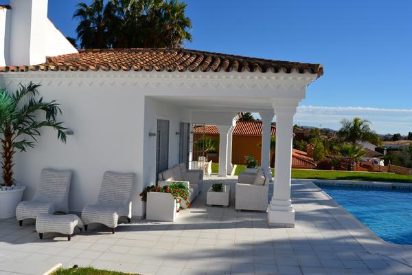 Luxury Villa in Marbella - Image 1 - Marbella - rentals