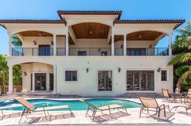 Casa Terra Mar Luxury Vacation Rental - Image 1 - Fort Lauderdale - rentals