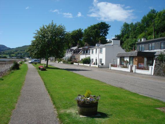 Glayva Cottage from the south - Glayva Luxury Holiday Cottage - Lochcarron - rentals