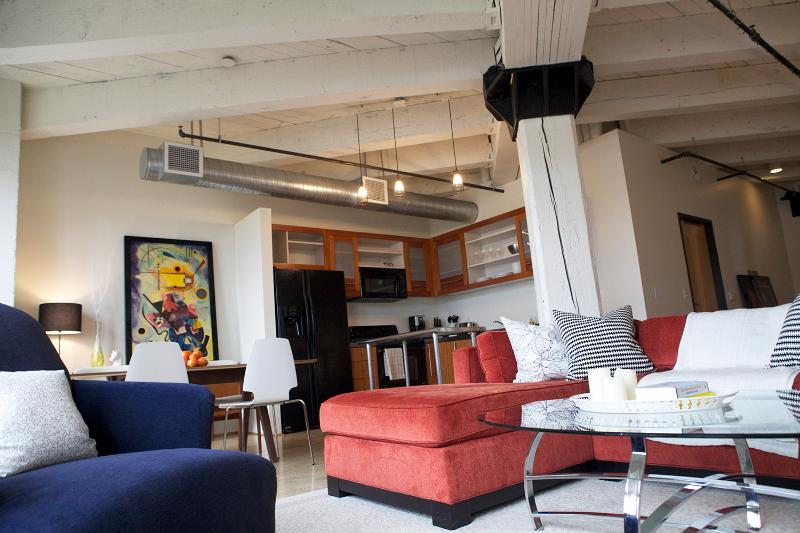 Historic Loft In The Pearl - Image 1 - Portland - rentals