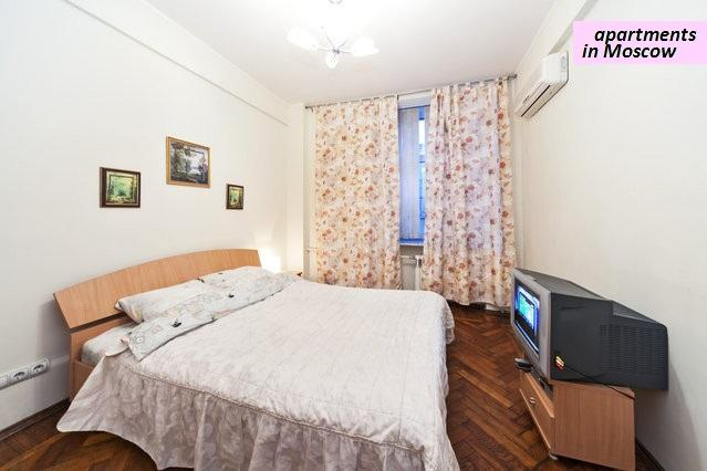 Bedroom - Vacation rentals in Moscow near Red Square. - Moscow - rentals