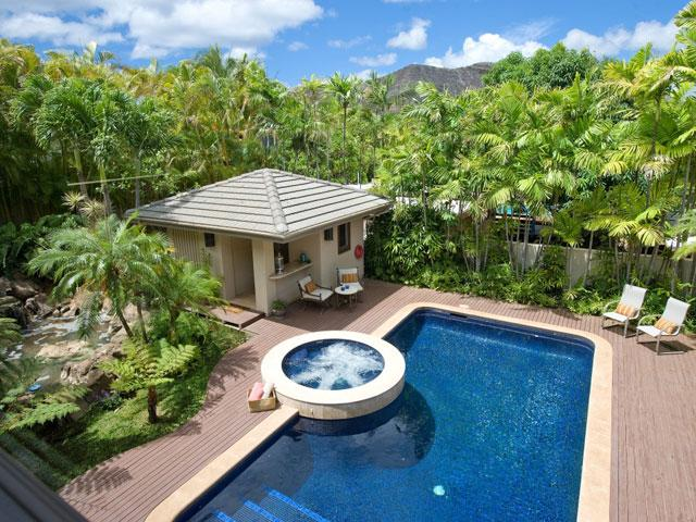 Gorgeous Estate on the Slopes of Diamond Head - Image 1 - Honolulu - rentals