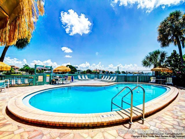 Dockside Condos 200 Bayfront | 3 Bedrooms 2 Baths | Heated Pool - Image 1 - Clearwater Beach - rentals