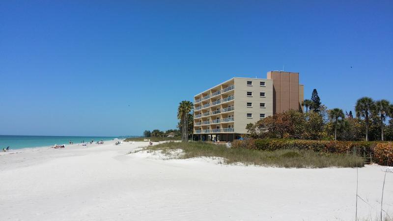 On The Beach.Completely renovated in 2015 - Image 1 - Longboat Key - rentals