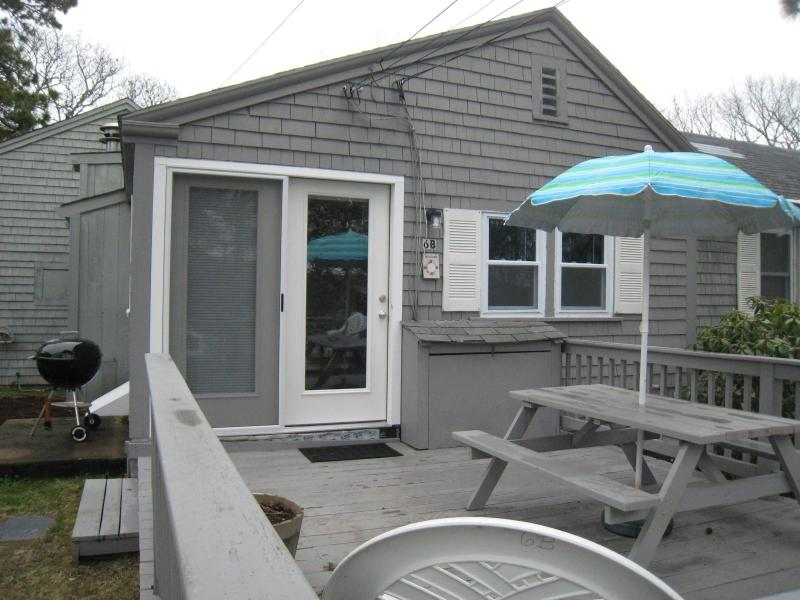 Welcome to the Cape - Ocean views, Beach, pool, cottage 6B Hyannis cape - Hyannis - rentals