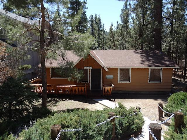Cougar Cabin with Hot Tub - Image 1 - California - rentals